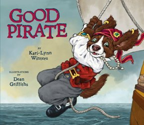 Cover Art: Good Pirate