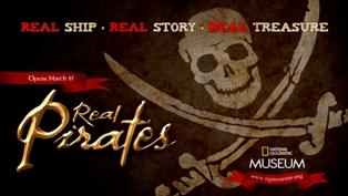 Real Pirates Exhibit