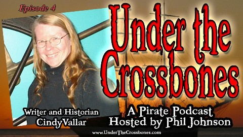 Under the Crossbones with Cindy Vallar