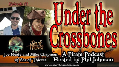 Under the Crossbones -- episode 54